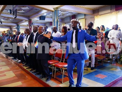 SCOAN 21/05/17: Praise & Worship with Emmanuel TV Singers