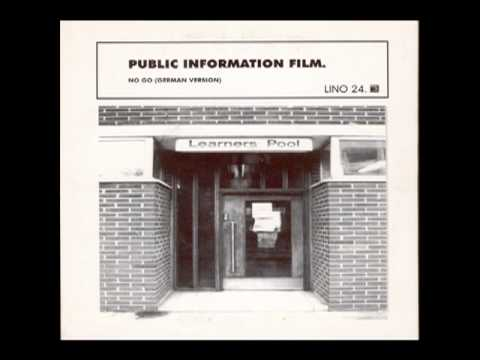 Public Information Film - No Go