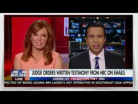 Fox Report Weekend   Fox News August 21, 2016