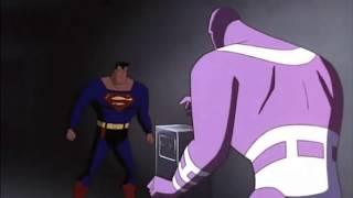 Superman vs Parisite & Livewire