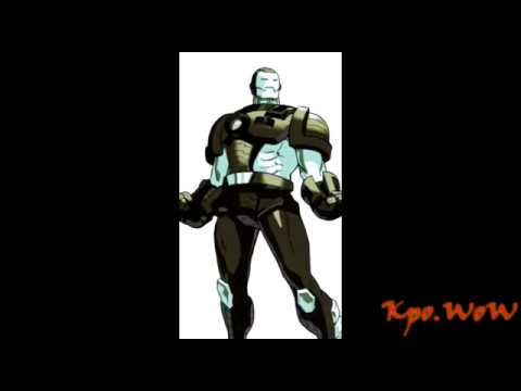 Marvel vs Capcom War Machine Cover Theme