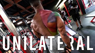 FULL UNILATERAL SHOULDERS ROUTINE