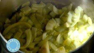 The Best Vegetable Stock Ingredients | Martha Stewart's Cooking School