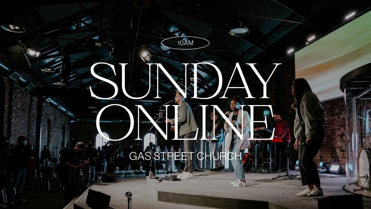 Download Gather with us LIVE! | Gas Street Church | 09 May 2021