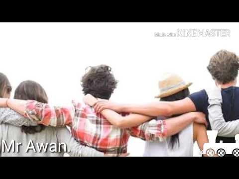 Yaara Teri Yaari Ko | A True Friendship Story 😭 Do You Love Your Friends ( MR AWAN )