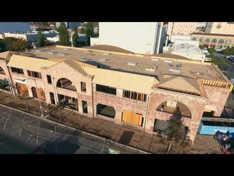 Kepler School Construction - Downtown Fresno