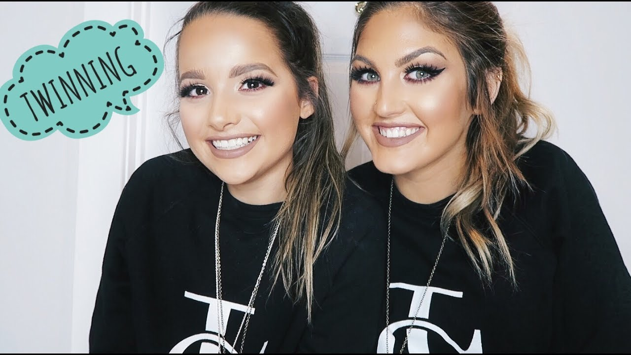 Twinning Annie S Makeover Gone Wild Paige Danielle Youtube