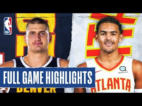 NUGGETS At HAWKS | FULL GAME HIGHLIGHTS | January 6, 2020