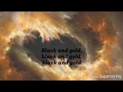 Sam Sparro Black And Gold lyrics