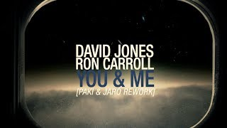 David Jones & Ron Carroll - You & Me (Paki & Jaro Rework) - Time Records