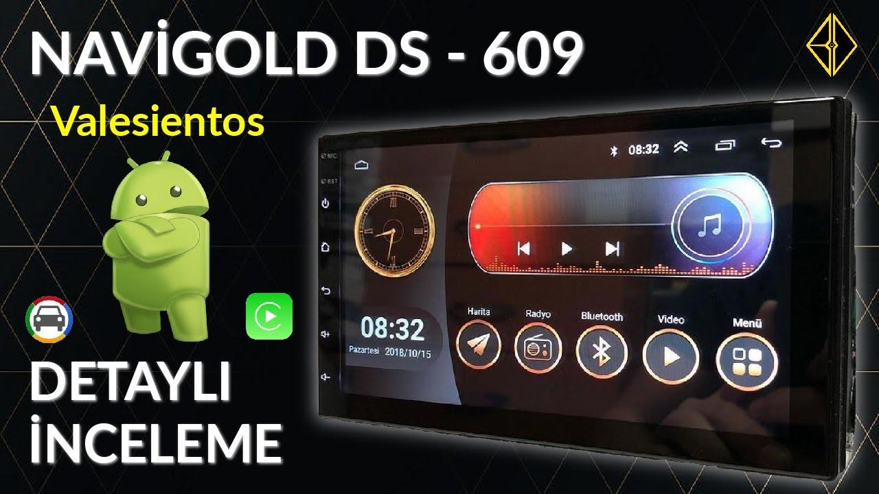 NAVİGOLD DS - 607 ANDROİD ARAÇ MULTİMEDYA DETAYLI İNCELEME 2021