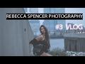 1st - 8th February 2017 | Street Style Photographer | #03 VLOG | Rebecca Spencer