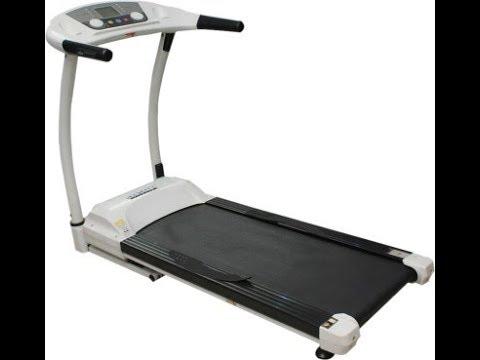 Maintaining your treadmill