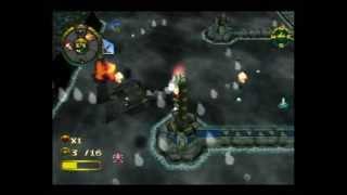 Overboard Playstation1 demo Demo1