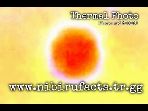 SUPER NIBIRU THERMAL PHOTO 2015 - First in the world