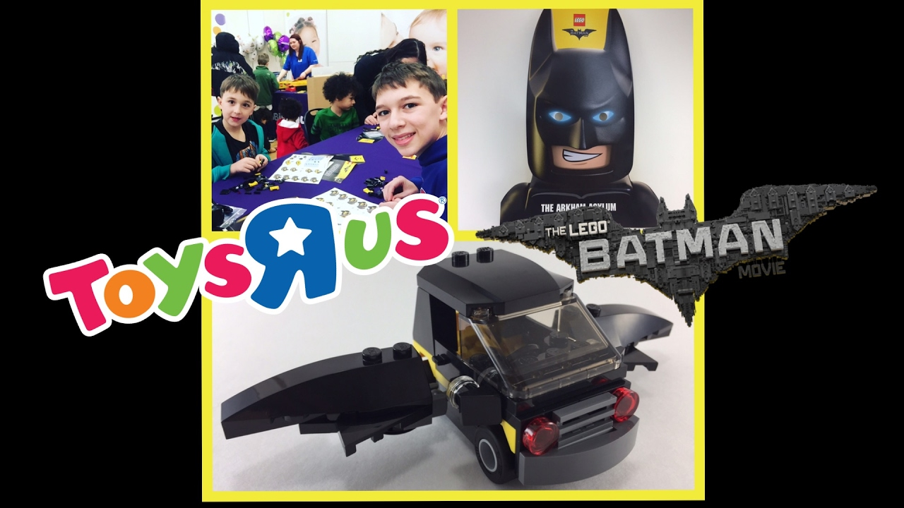 Discount SetsViagogo Code Lego Toys R Us Batman lcFKT1J