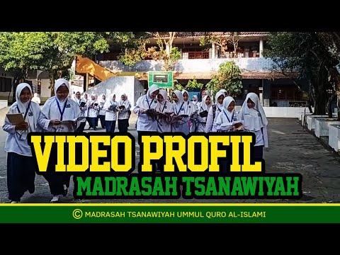 Video Profil Madrasah Tsanawiyah Ummul Quro Al-Islami