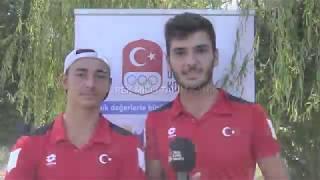 Genç Kürekçilerimiz  Buenos Aires 2018 Yaz Gençlik Olimpiyatları Yolunda