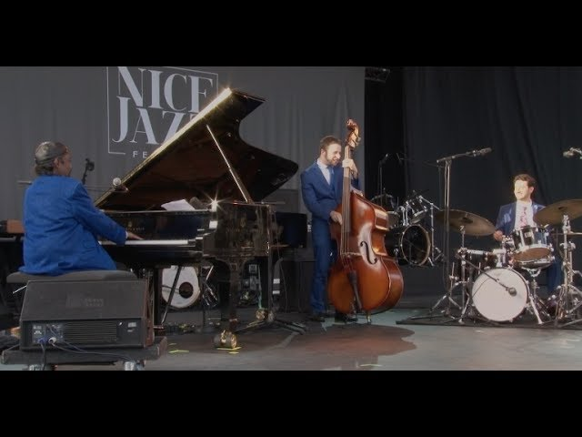 Nice Jazz festival 2017 Johnny O'Neal Trio