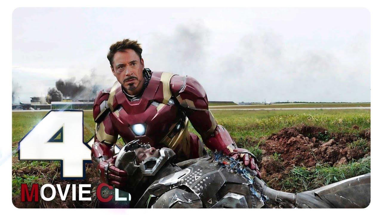 Download Captain America Civil War Hindi Airport Scene Part 3 | 4K Ultra HD | 2019 | By Az Gamer |