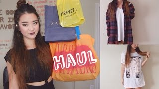 HAUL: Urban Outfitters, F21, Zara, Windsor! Thumbnail