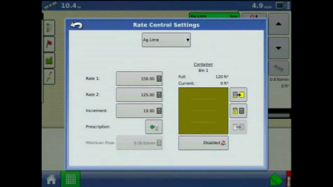 Directcommand granular run screen operations on the ag leader directcommand granular run screen operations on the ag leader integraversa display publicscrutiny Gallery