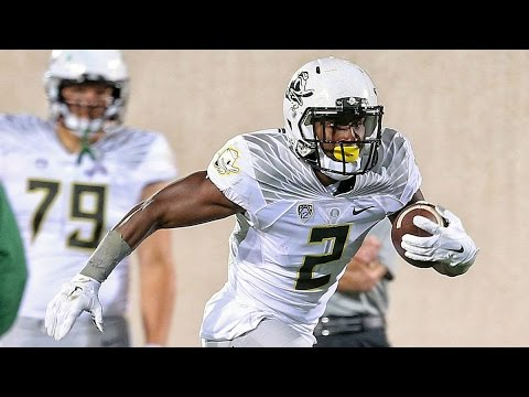 Oregon WR Bralon Addison 2015 Highlights