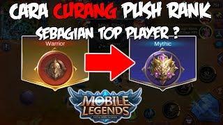 Cara Curang Naikin Rank Sebagian Top Player Mobile Legends + GiveAway Skin #3