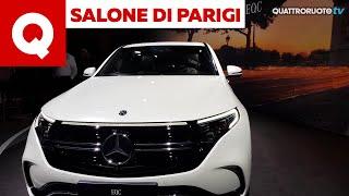 Mercedes EQC: la vera novità è...