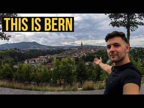 Bern is NOT the Capital of Switzerland   Bern Switzerland Vlog   Top places in Switzerland   GoPro