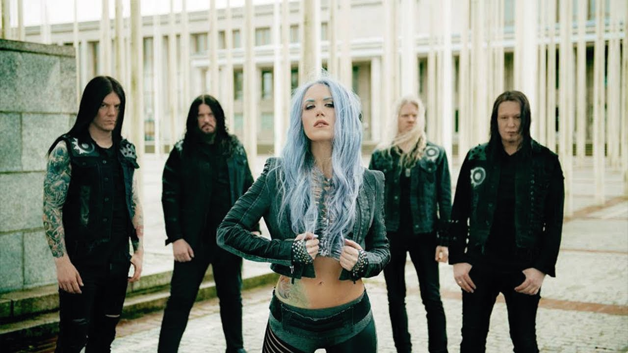 Arch Enemy - Will To Power (2017) (Full Album 51 Min.) - YouTube