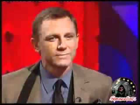 Daniel Craig on Friday Night with Jonathan Ross