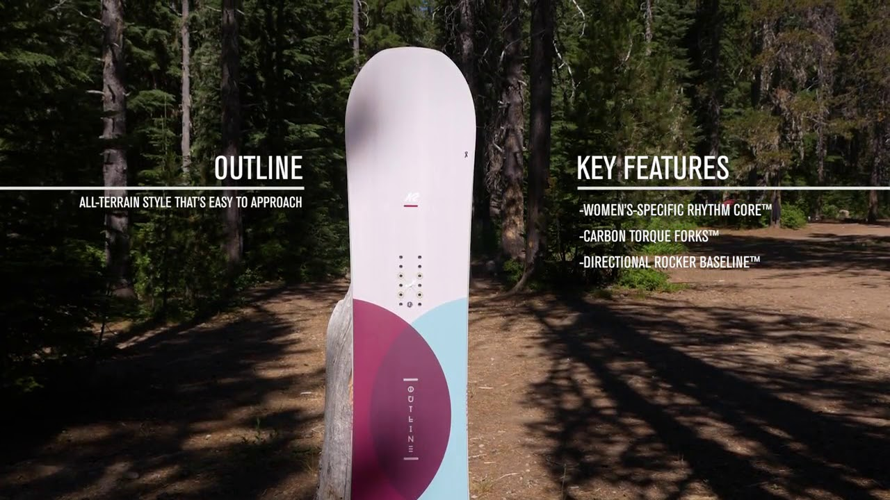 Deska snowboardowa K2 Outline