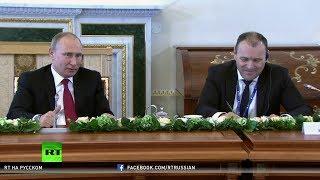 Итоги первого дня ПМЭФ 2017  главные мероприятия с участием Владимира Путина