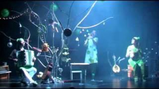 Trio pour un p'tit pois - court extrait au festival Fil à Rio de janeiro en 2007