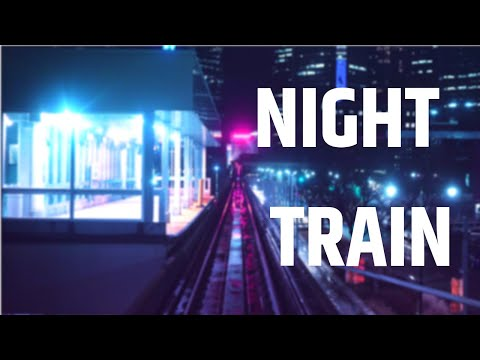 Code Elektro – Night Train (Detroit Music Video)