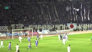 【優勝の瞬間】 サンフレッチェ広島 vs ガンバ大阪 2015 J.LEAGUE champ...
