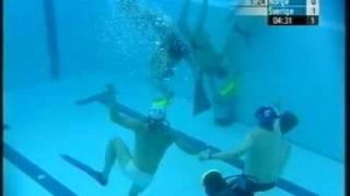 Underwater Rugby WC03 - Sweden vs Norway - mens final pt1