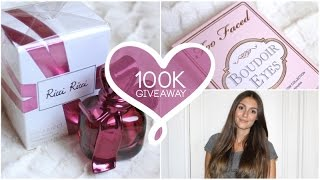 ♡ 100K GIVEAWAY CONCOURS (FERME) │PerfectHonesty Thumbnail