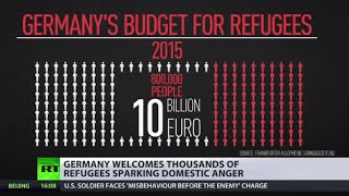 Germany faces massive anti-migrant vs pro-migrant standoff