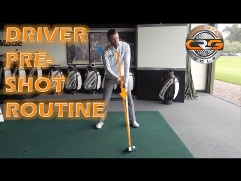 DRIVER | ROUTINE FOR A PERFECT SET UP