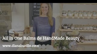 All in One Balms de HandMade Beauty