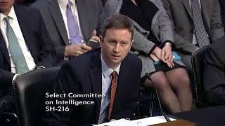 November 1, 2017: Sen. Cotton Q&A at Intel Hearing on Social Media Influence in 2016 US Elections