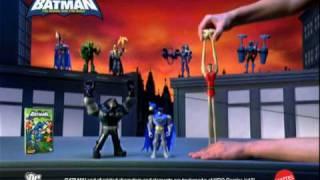 Batman vs. Rubberneck Toy Commercial