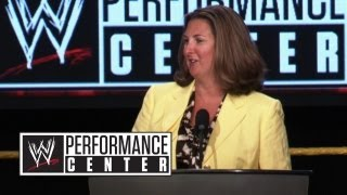 Orange County Commissioner Jennifer Thompson welcomes WWE NXT to Orlando