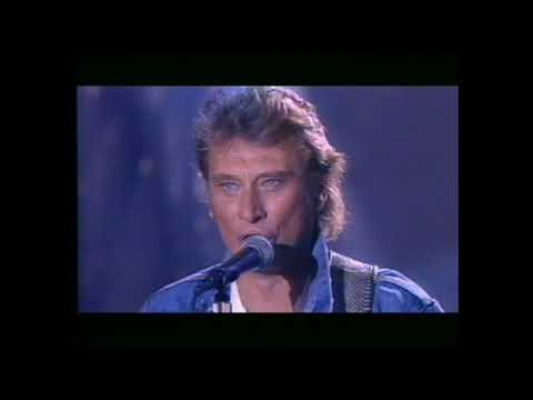 Johnny Hallyday - Chante Gabrielle Pour Sa Fille Laura