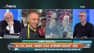 Ahmet Ağaoğlu'ndan Beyaz Futbol'a özel açıklamalar