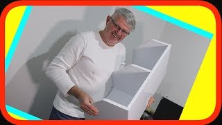 KABOODLE Flat Pack Cupboard INSTALLATION | Bunnings | How to DIY