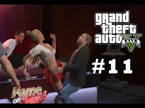 GTA V #11 แดนซ์สิจ๊ะ