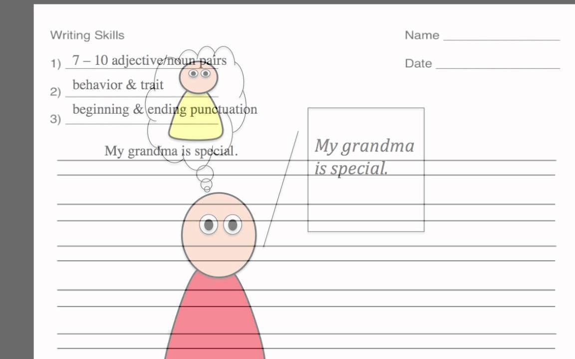 A special person essay